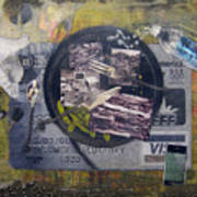 the 7 contemporary sins - Gluttony Art Print