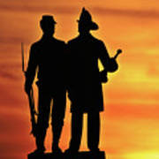 The 73rd New York Art Print