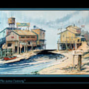 The Acme Cannery Art Print