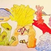 The Age Of Aquarium Art Print