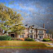 The Aldredge House  Art Print