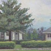 The Amerine Farm Art Print