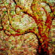 The Ancient Tree Of Wisdom Art Print