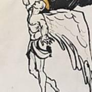 The Angel Art Print