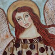 The Angel Of Hope Art Print