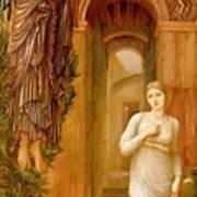 The Annnciation 1879 Art Print