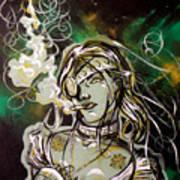 The Anti-heroine Art Print