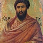 The Apostle Bartholomew 1311 Art Print