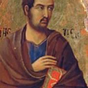 The Apostle Thaddeus 1311 Art Print