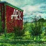 The Ark Wa. Art Print