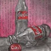 The Art Of Coca Cola Art Print