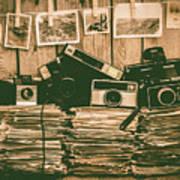 The Art Of Film Photography Art Print