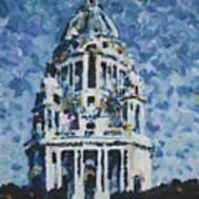The Ashton Memorial  Art Print