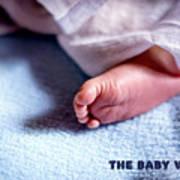 The Baby Wait Art Print