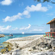 The Bahamas Islands Art Print