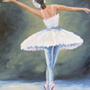The Ballerina III Art Print
