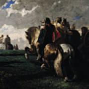 The Barbarians Before Rome Art Print