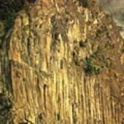 The Beacon Rock Encounter Art Print