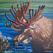 Big Bad Bead  Dealer    Flying Lamb Productions  Art Print