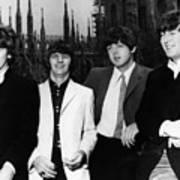 The Beatles, 1960s Art Print
