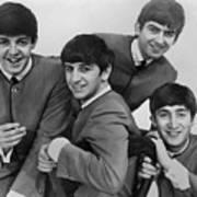 The Beatles, 1963 Art Print