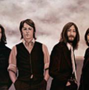 The Beatles 3 Art Print
