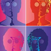 The Beatles No.10 Art Print