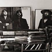 The Beatles Yesterday Art Print