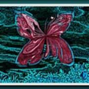 The Beauty Of A Butterfly's Spirit Art Print