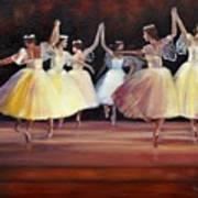The Berkshire Ballet Art Print