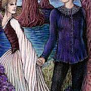 The Betrothal Art Print