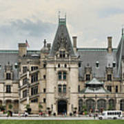 The Biltmore Estate Art Print