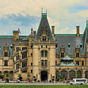 The Biltmore House Art Print