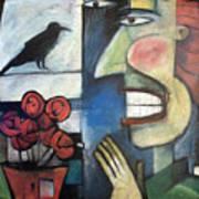 The Bird Watcher Art Print