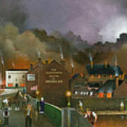 The Black Country Museum 2 Art Print
