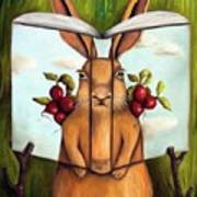 The Book Of Secrets 4-the Rabbit Story Art Print