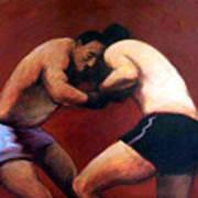 The Boxers Art Print