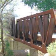 The Bridge To Home Art Print