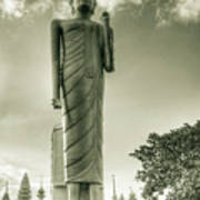 The Buddha Of Roi-et Art Print