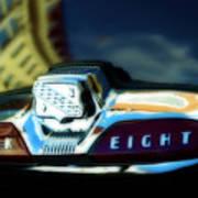 The Buick Eight  Art Print