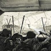 The Bunker  Art Print