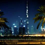 The Burj Khalifa  Art Print