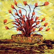 The Burning Bush Art Print