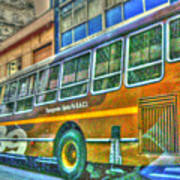 The Bus Art Print