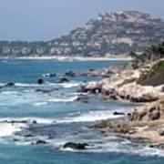 The Cabo Coast Art Print
