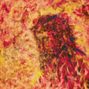 The Call Of Christ - Bgcoc Art Print