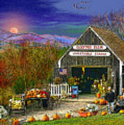 The Campton Farm Art Print