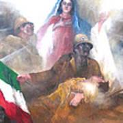 The Carabinieri History 1814 2008 Art Print