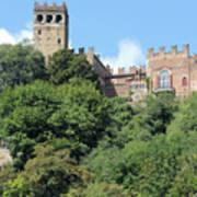 The Castle Of Camino Art Print