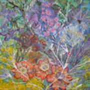 The Chakrah Garden Art Print